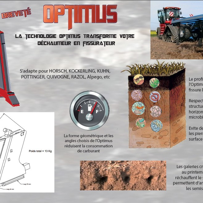Carbure Technologies Optimus