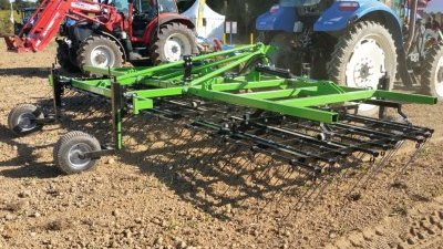 herse etrille grand degagement speciale TCS Gregoire Agri